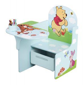 Bureau enfant Winnie l'ourson
