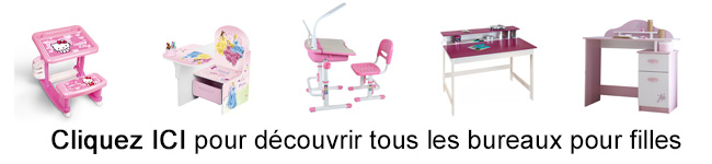Bureaux pour filles