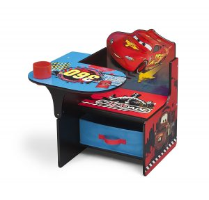 Bureau enfant univers Cars