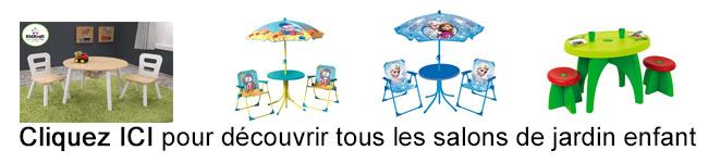 Salon de jardin enfant, les enfants adorent   Bureau enfant