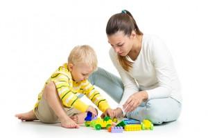 Jouer avec son bébé