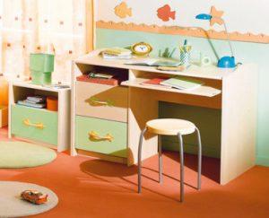 enfant-bureau