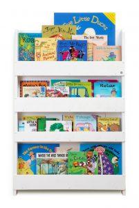 Bibliothèque présentoir, idéale pour le rangement chambre enfant