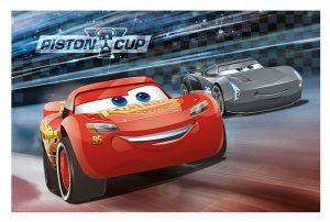 Sous-main Cars, pour les fans de Flash McQueen