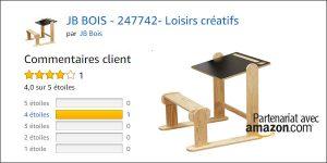 Avis clients Amazon