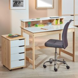 bureau bois massif pegane 3 bureau enfant. Black Bedroom Furniture Sets. Home Design Ideas