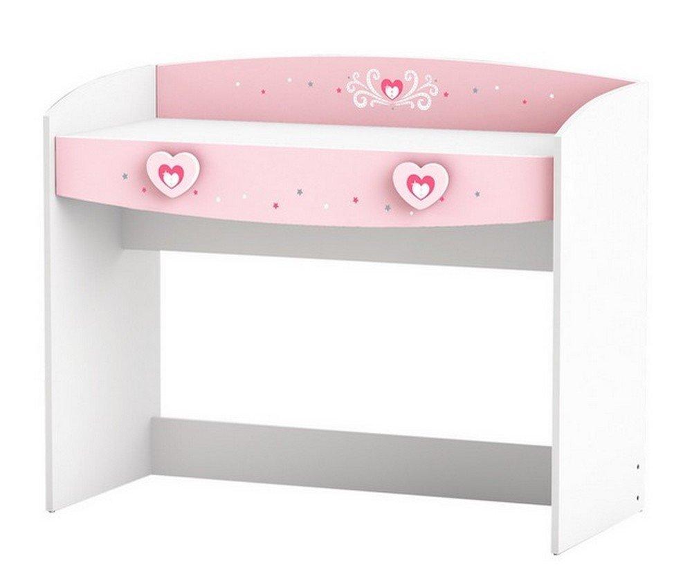 bureau mulan rose bureau enfant. Black Bedroom Furniture Sets. Home Design Ideas