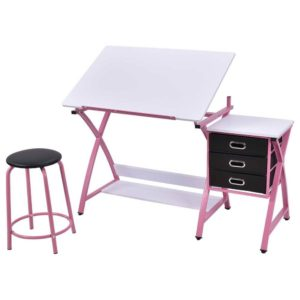 Bureau pliant table à dessin