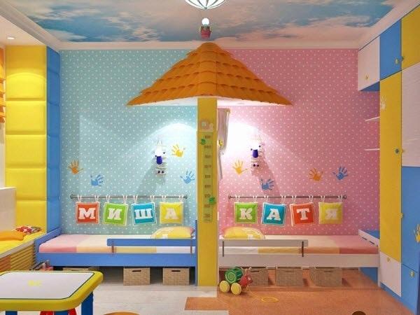 Fauteuil Relaxation Avec Deco Chambre Enfant Garcon Vers Peinture ...