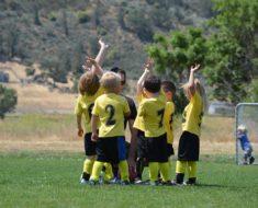 Sport collectif pour les enfants